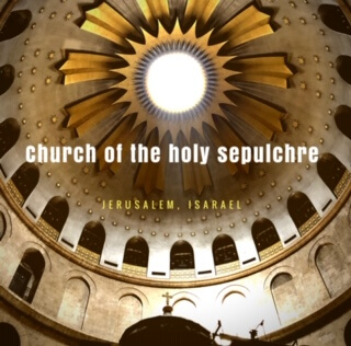 The Holy Sepulchre Church